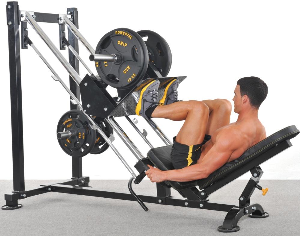 powertec leg press p pl13 1