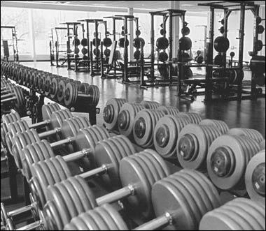 weight room